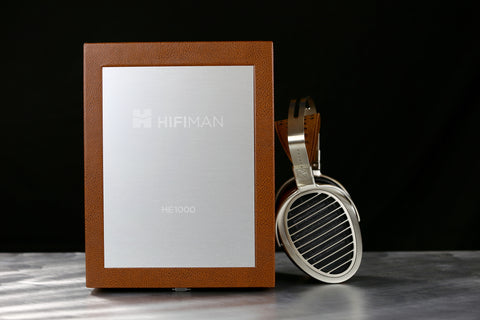 HiFiMAN HE 1000 Planar Magnetic Headphone