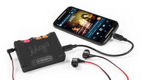 Chord Mojo Amp/DAC Review headphonesdotcom