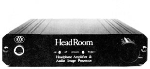 Original HeadRoom Standard Headphone Amp