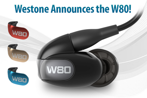 Westone W80 Audiophile Earphone