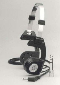 The Koss Sound Partner apearing in 1981 was precursor to the Porta Pro.