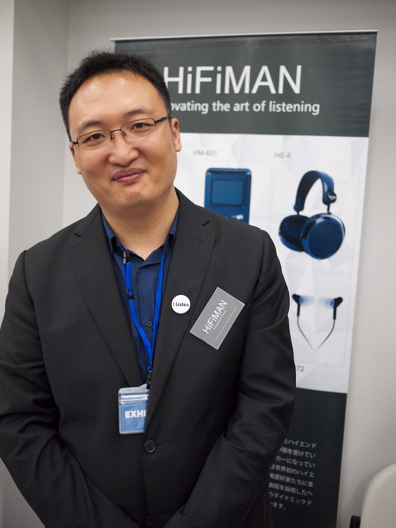 Dr. Fang Bian of HiFiMan