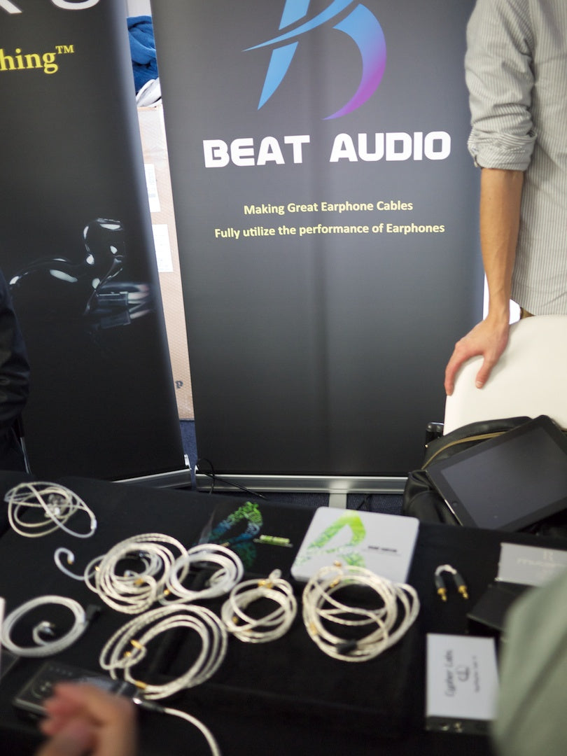 Beat Audio Earphone Cables