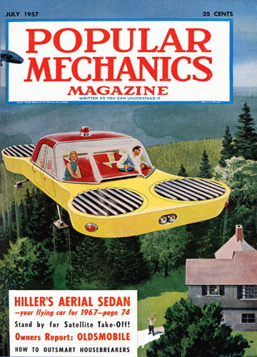"""Your flying car for 1967"""