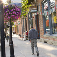 Downtown Bozeman is always bustling and filled with all types of excellent local shops and restaurants