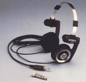 The original Porta Pro has remained largely unchanged as it has delivered great listening for the last 25 years.