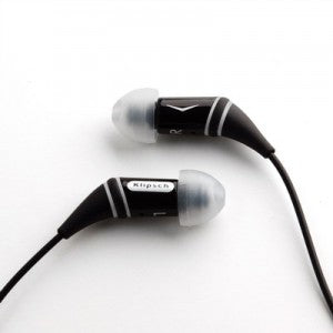 The Klipsch Image S2: a modern product with great old school looks.