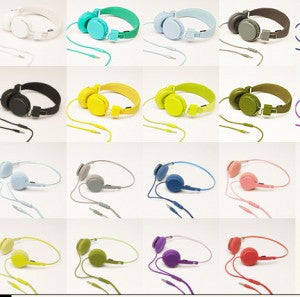 With Urbanears, you can pick a color, any color.  No really... ANY color!