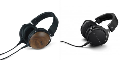 Fostex TH-610 & Beyerdynamic DT-1770