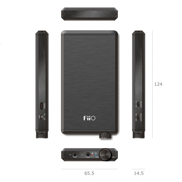 FiiO E12 Mont Blanc - headphone.com  - 5