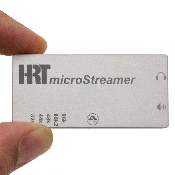 HRT MicroStreamer - headphone.com  - 5