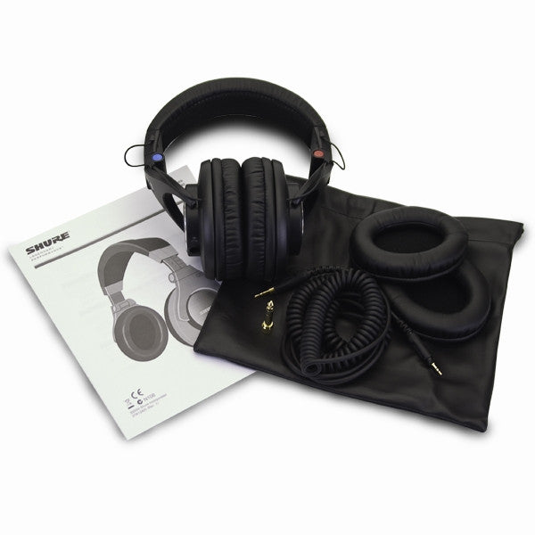 Shure SRH840 Studio Headphones - headphone.com  - 7