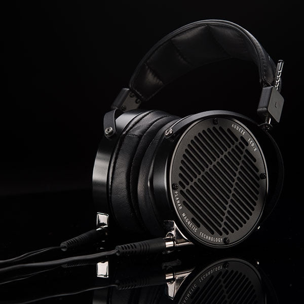 Audeze LCD-X High Performance Planar Magnetic Headphone - headphone.com  - 10