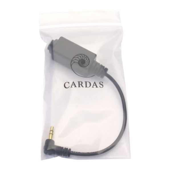 Cardas 1/4 to 1/8 Adapter - headphone.com  - 3