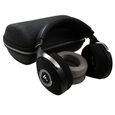Focal Elear Bundle with Ear Pads and Carrying Case