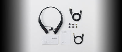 Phiaton BT 100 NC Neck Band Style Earphones - headphone.com  - 4