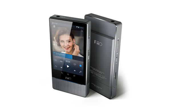 FiiO X7 High Resolution Music Player - headphone.com  - 2