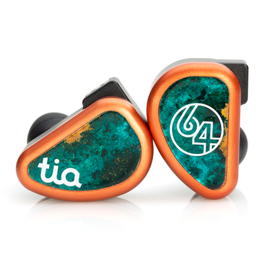 64 Audio tia Fourté In-Ear Monitor Headphones