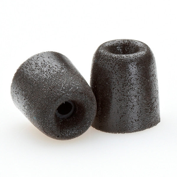 Comply T-100 Foam Tips 3-pair Black - headphone.com  - 1