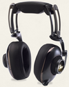 Blue Mo-Fi Powered High-Fidelity Headphones with Built-In Audiophile Amp