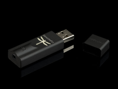 AudioQuest DragonFly Black USB DAC Headphone Amp