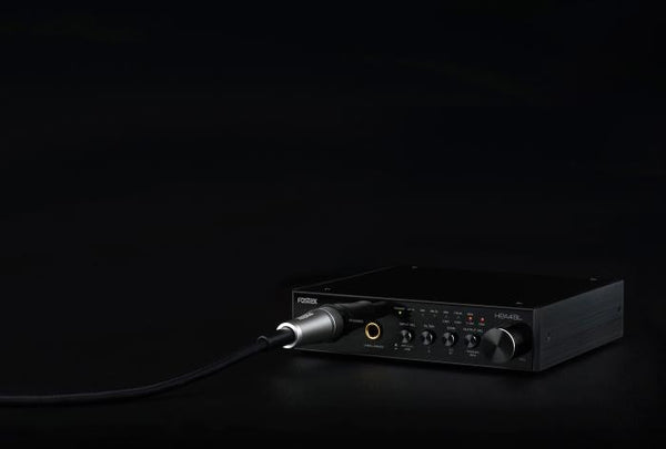 Fostex HP-A4BL D/A Converter Balanced Headphone Amplifier