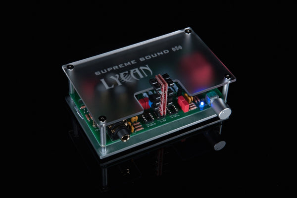 Burson Audio Lycan Headphone Amp - headphone.com  - 1
