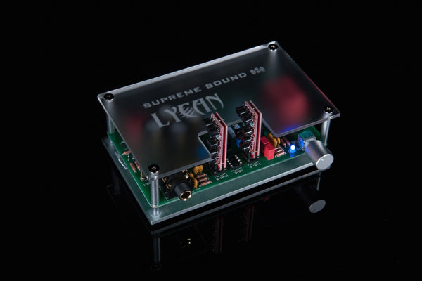 Burson Audio Lycan Headphone Amp - headphone.com  - 3