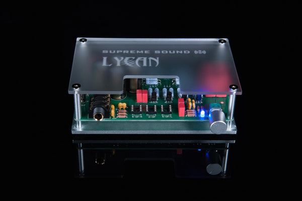 Burson Audio Lycan Headphone Amp - headphone.com  - 5