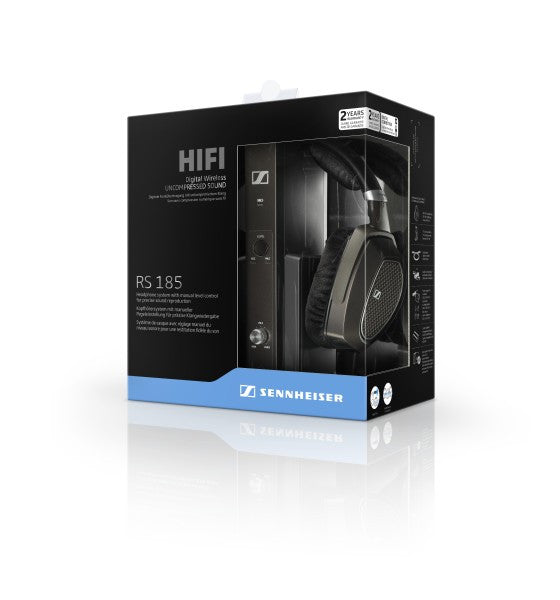 Sennheiser RS 185 Wireless Headphone - headphone.com  - 8