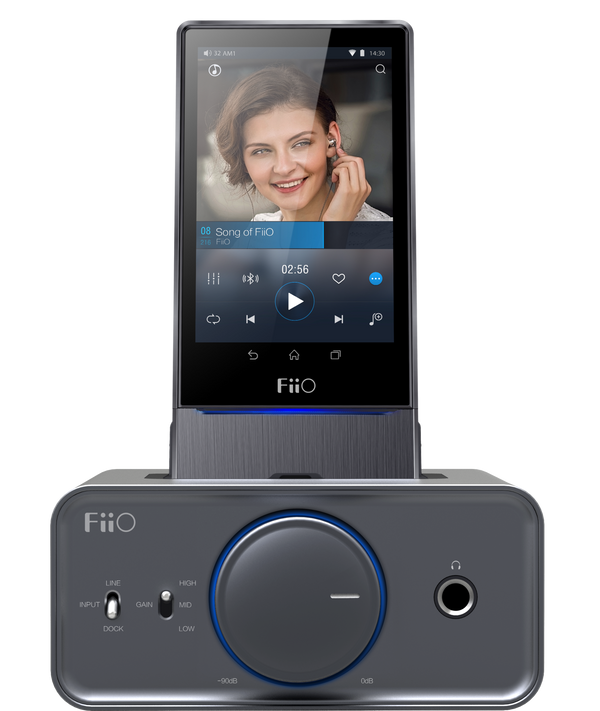 FiiO X7 High Resolution Music Player - DEMO