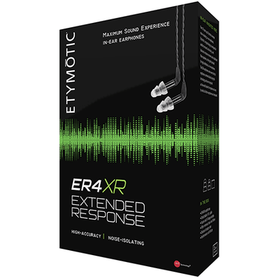 Etymotic ER-4XR Extended Reference Earphone
