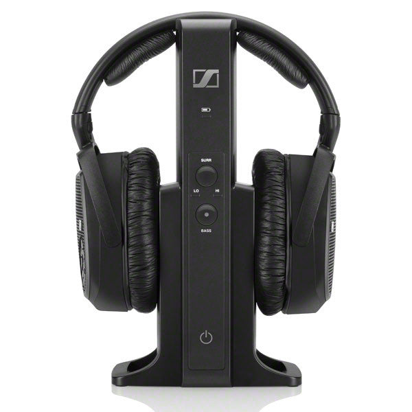Sennheiser Rs 175 Wireless Headphone Headphone Com