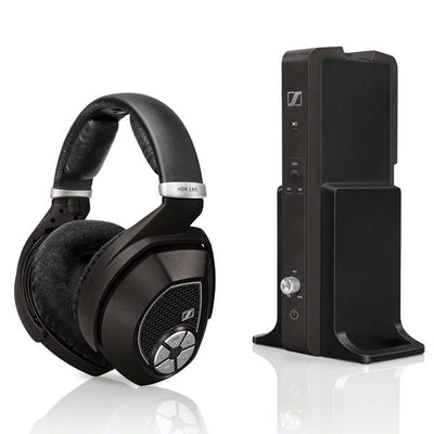 Sennheiser RS 185 Wireless Headphone - headphone.com  - 6
