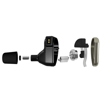 64 AUDIO tia Trió™ Universal-Fit earphones