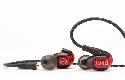 Westone W40 Quad Driver Earphone - headphone.com  - 2