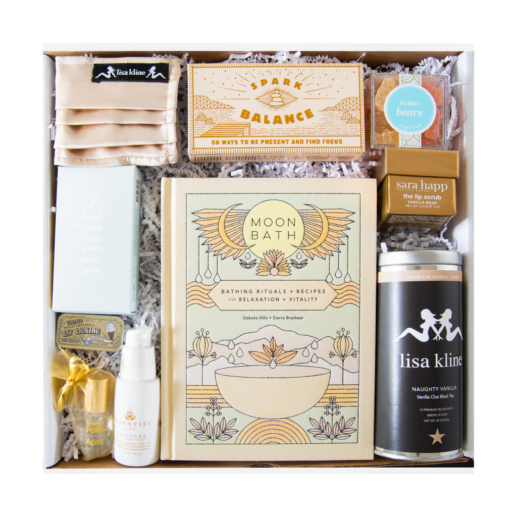 Delightful Wellness Gift Box