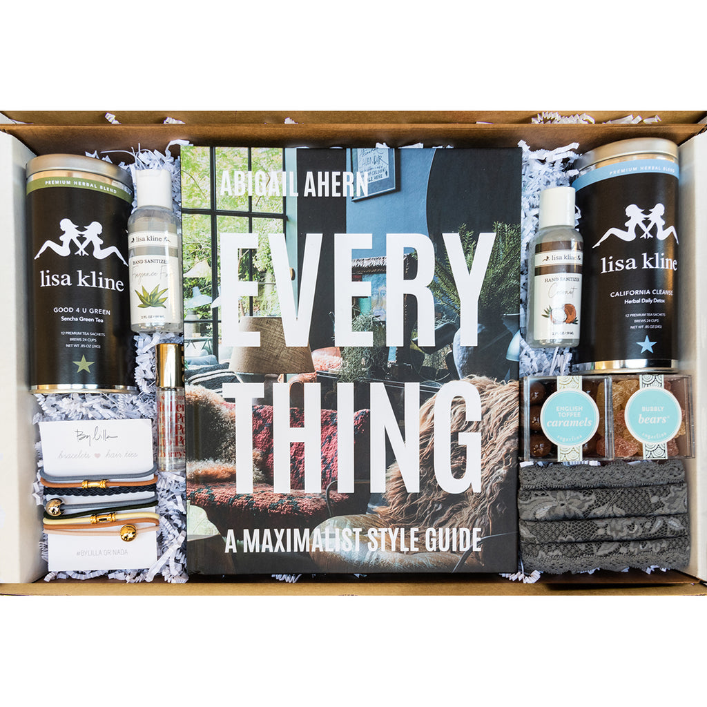Everything- A Maximalist Style Guide Gift Box