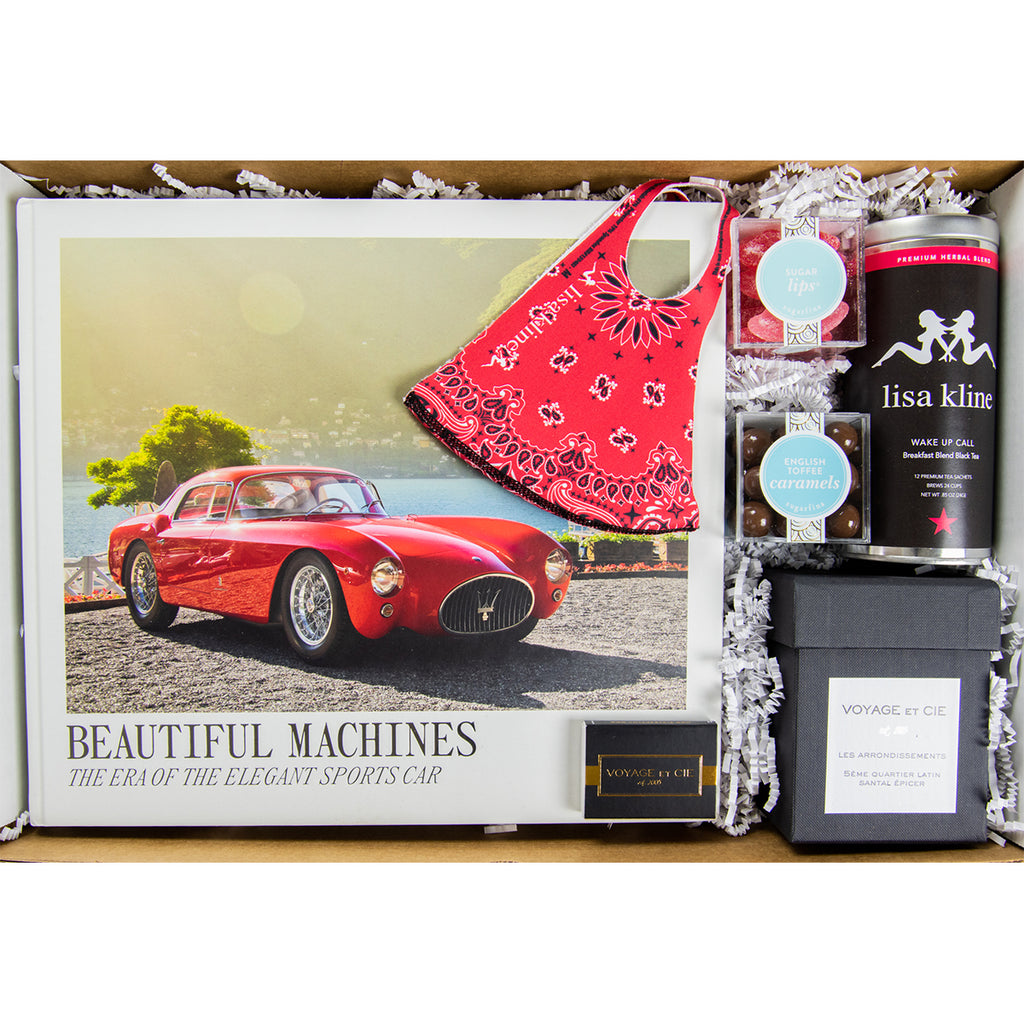 Sports Car Lover Gift Box