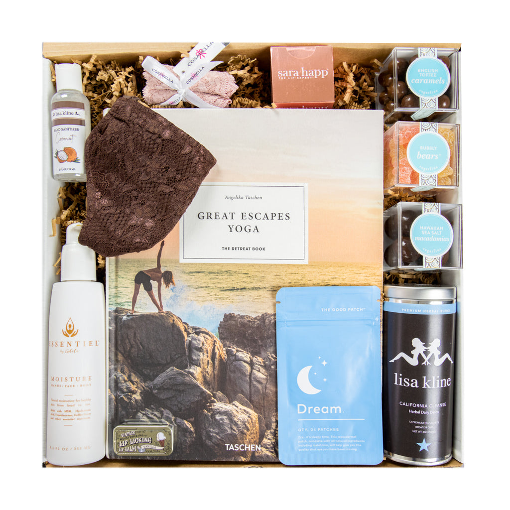 Great Escapes Yoga Gift Box