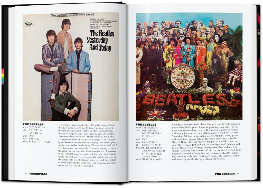 Rock Covers 40th Anniversary Edition