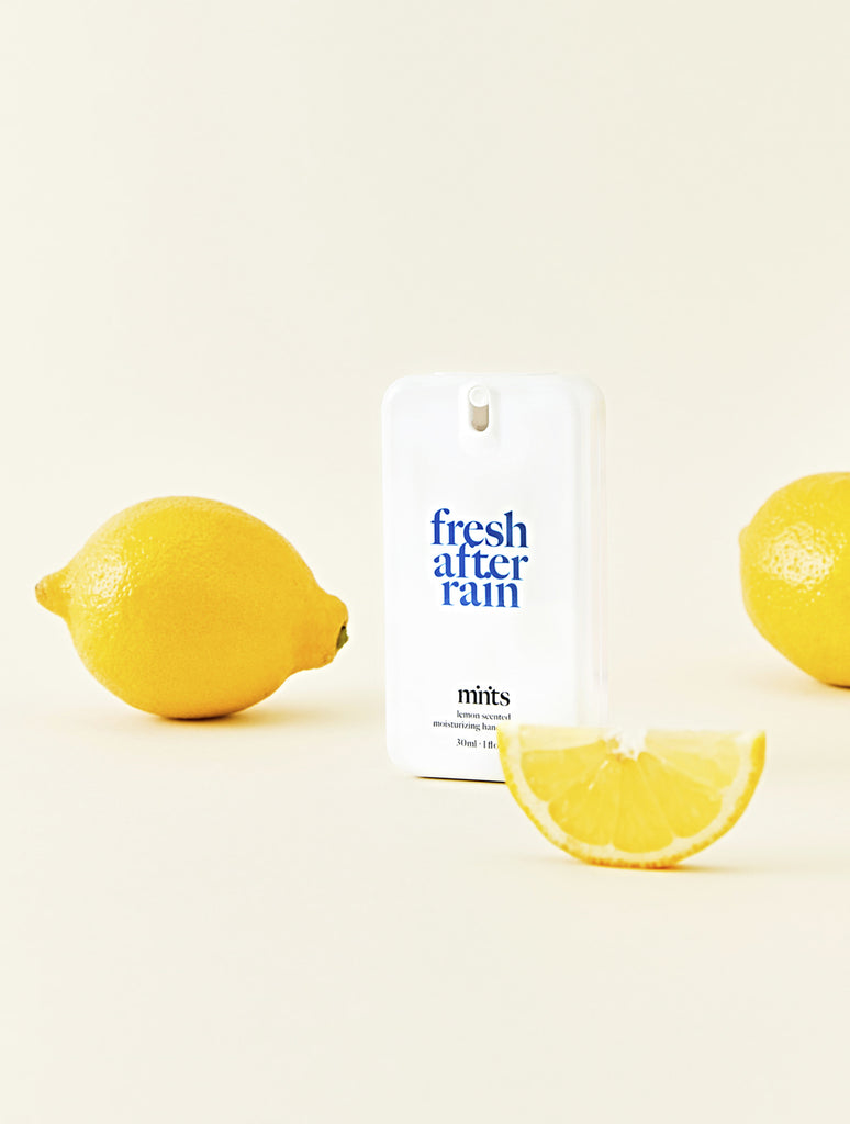 Fresh After Rain Lemon Hand Sanitizer