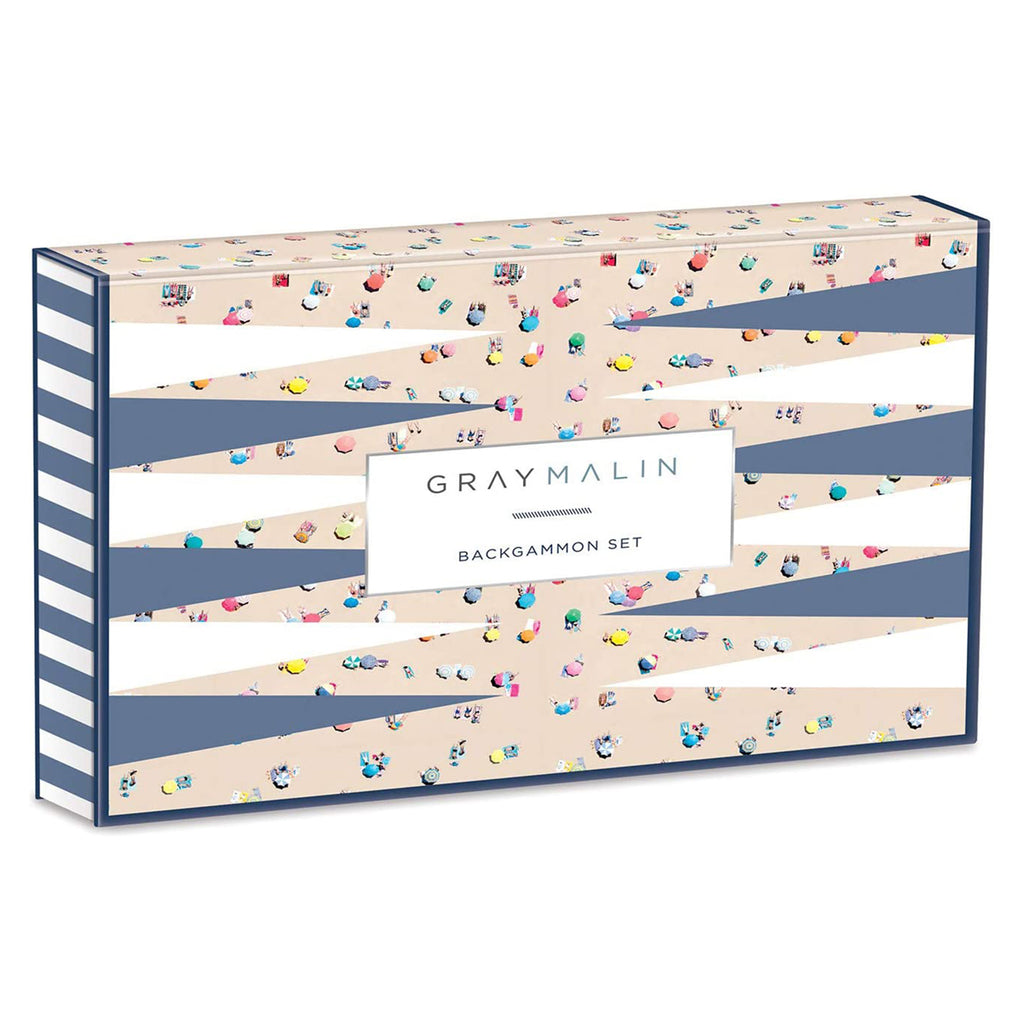 Gray Malin Backgammon