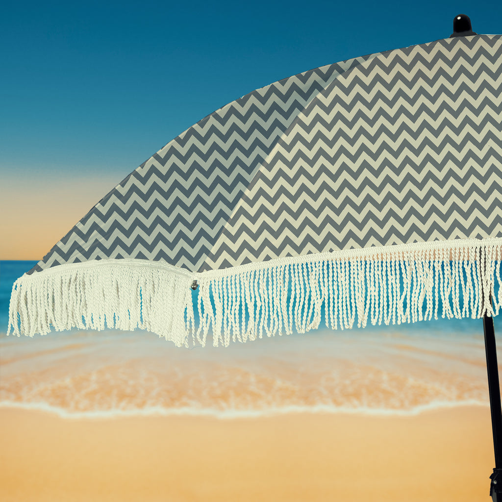 Regatta Beach Umbrella • 100% UV Protection