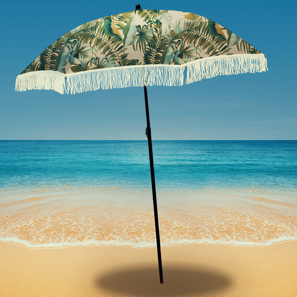 Beverly Beach Umbrella• 100% UV Protection