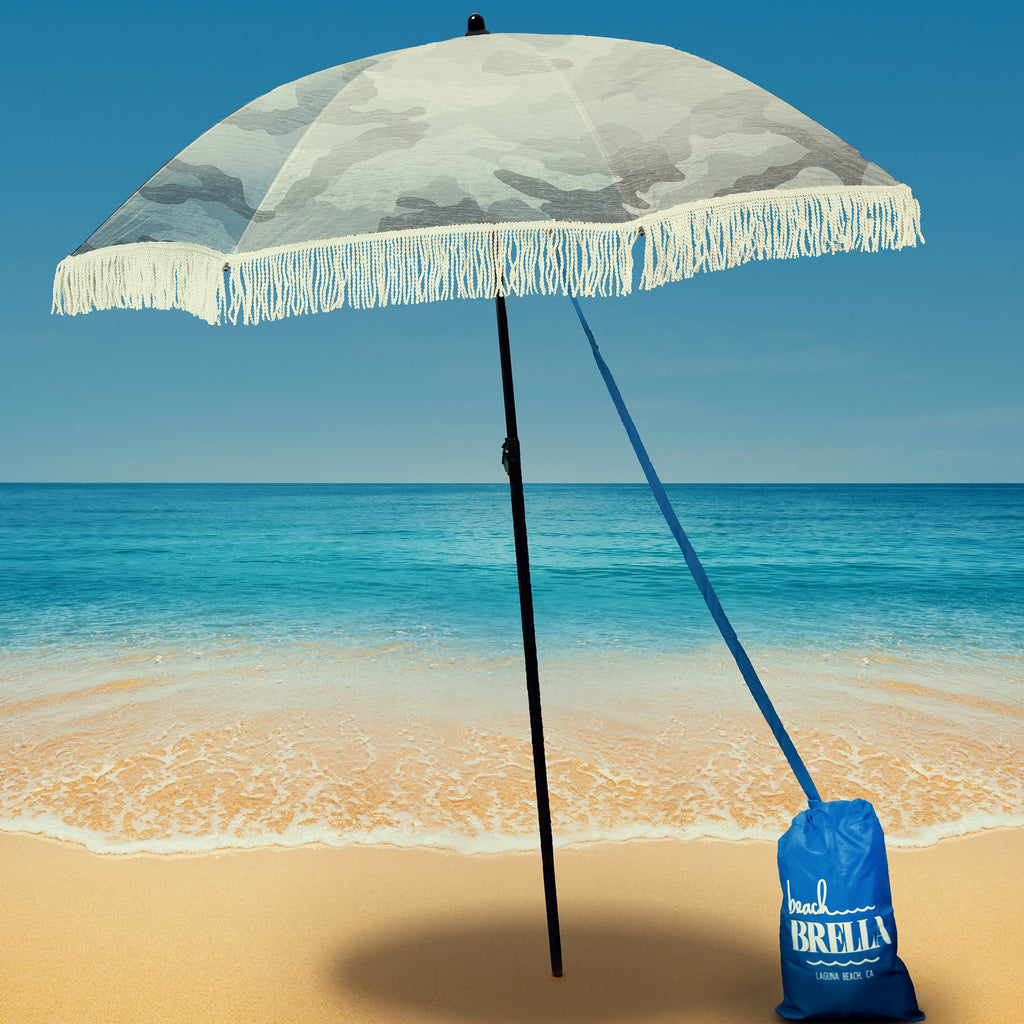 Calliope Beach Umbrella • 100% UV Protection