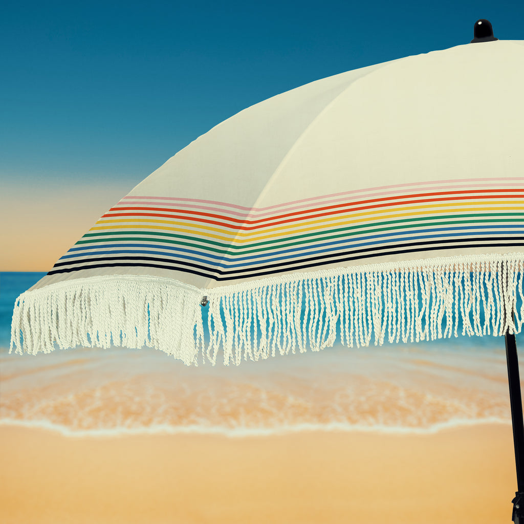 Strand Beach Umbrella • 100% UV Protection