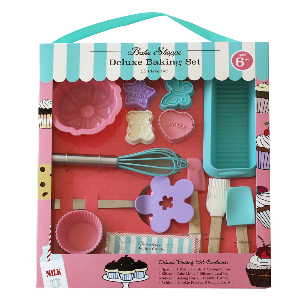 Deluxe Bake Shoppe Set