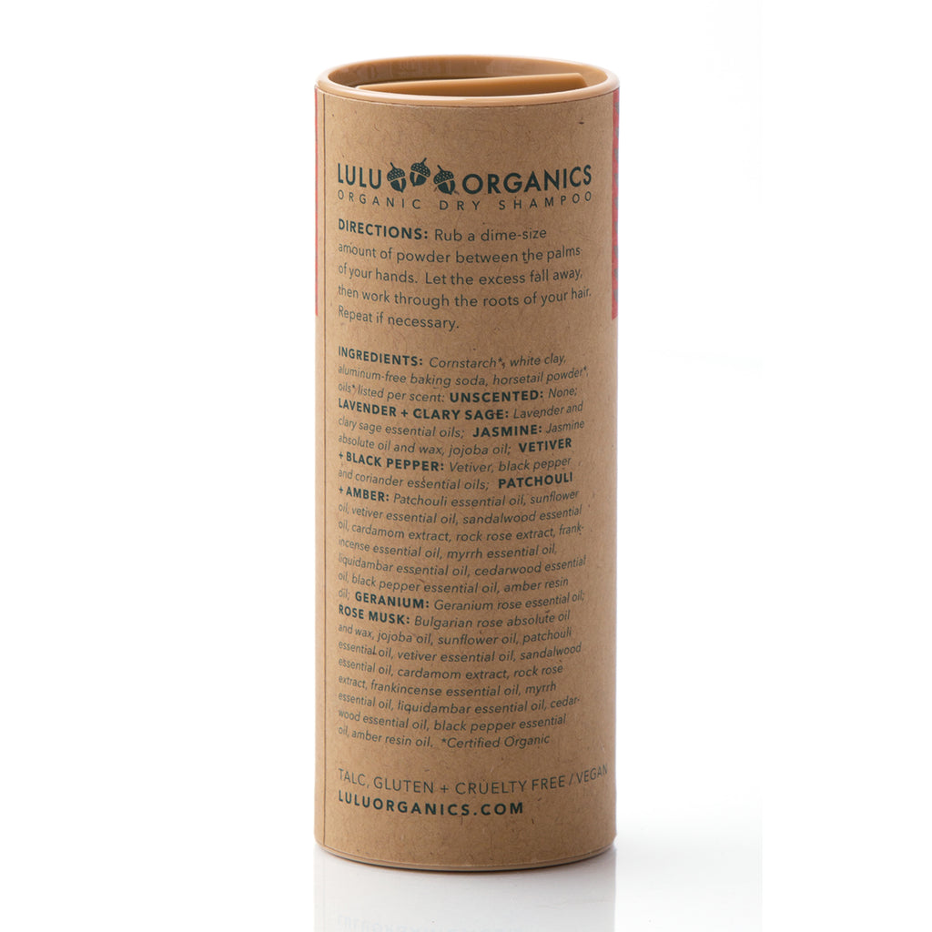 Geranium Hair Powder, 4oz.