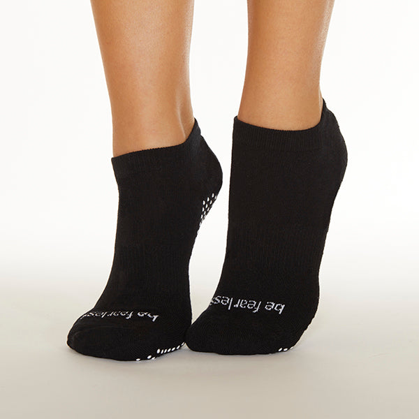 Be Fearless Grip Socks